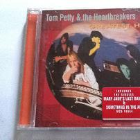 Tom Petty & The Heartbreakers Greatest Hits CD Album