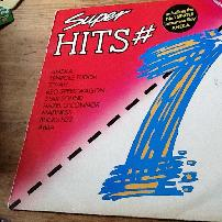 Various - Super Hits UK LP Vinyl