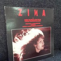 Barrie Guard & David Cunningham - Zina LP Vinyl