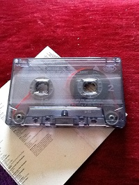 Poison Open Up And Say ...Ahh! Cassette