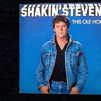 Shakin' Stevens This Ole House UK 7 Vinyl (1981)