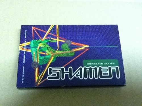 The Shamen Ebeneezer Goode Cassette Single