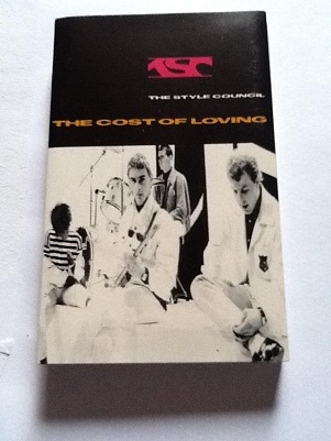 The Style Council The Cost Of Loving Spanish Cassette