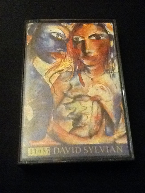 David Sylvian Alchemy : An Index of Possibilities UK Numbered Cassette 1985